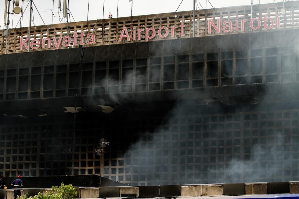 Aeroporto Nairobi : Le foto dell aeroporto di nairobi il post