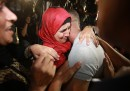 Palestinesi scarcerati