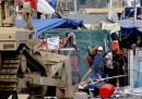 Scontri in Egitto