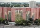 L'enorme murale di Berlino – foto