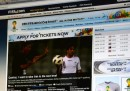 I biglietti per i Mondiali 2014