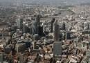 5 foto di Londra dall'alto