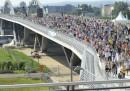 Il nuovo ponte di Dresda