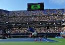 US Open seconda giornata