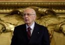 Il messaggio del presidente Giorgio Napolitano sulla mancata elezione dei nuovi membri della Corte Costituzionale