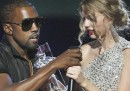 Il possibile incontro tra Kanye West e Taylor Swift