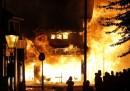 """I """"riots"""" di Londra, due anni fa"""