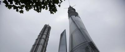 La nuova Shanghai Tower