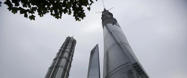 La nuova shanghai tower il post for Il grattacielo piu alto del mondo