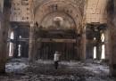 Chiese bruciate in Egitto