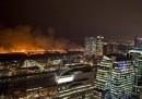 Argentina, incendio nella riserva ecologica di Buenos Aires