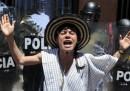 Le proteste in Colombia vanno avanti