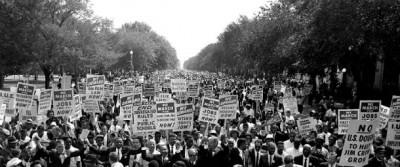 La marcia su Washington