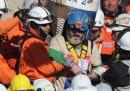 I minatori cileni, tre anni dopo