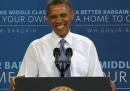 Obama interrotto da