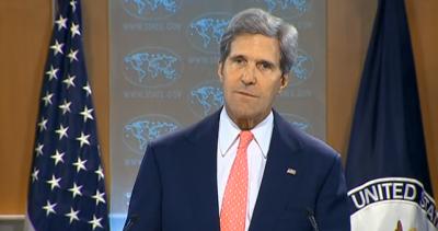 Kerry sulla Siria