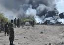 Somalia, 4 morti per schianto aereo in aereoporto Mogadiscio
