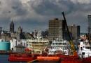 Aberdeen, la capitale del petrolio