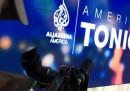 I primi minuti di Al Jazeera America