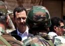 Un bombardamento chimico in Siria?