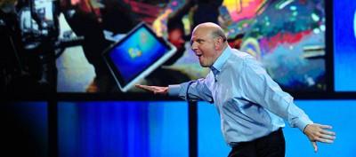 Steve Ballmer lascia Microsoft