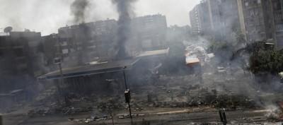 Il massacro del Cairo