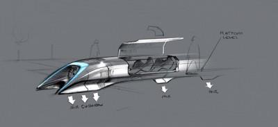 Il treno di Elon Musk