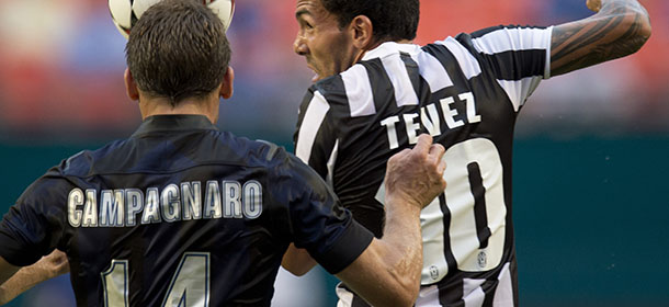FBL-JUVENTUS-INTER MILAN-FRIENDLY