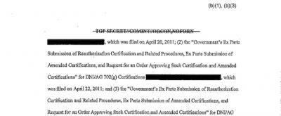 La NSA ha violato la Costituzione