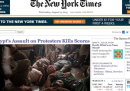 Il down del New York Times
