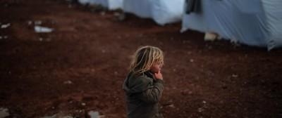 Un milione di bambini profughi siriani