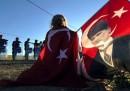 Le proteste in Turchia per la sentenza Ergenekon