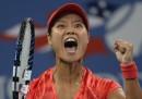 La più forte tennista cinese di sempre