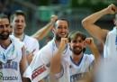 L'Italia agli Europei di basket