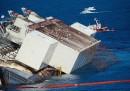 Raddrizzamento Costa Concordia