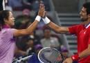 Djokovic contro Li Na a Pechino