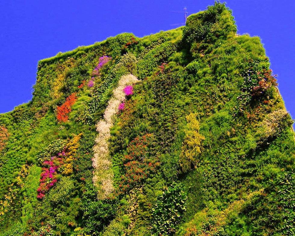 Giardini verticali il post - Giardino verticale madrid ...