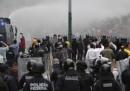 Le proteste degli insegnanti in Messico
