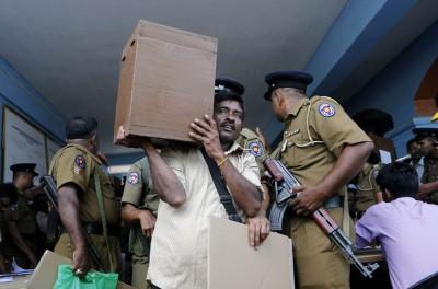 Elezioni in Sri Lanka