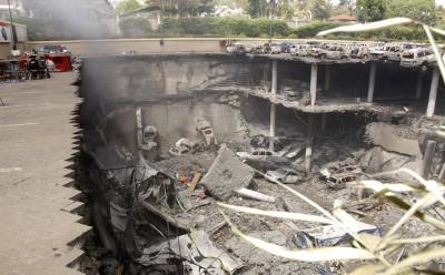 Westgate distrutto Nairobi