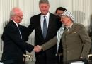 Gli accordi di Oslo