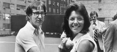"""La """"guerra dei sessi"""", 40 anni fa"""
