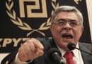 Il leader di Alba Dorata è stato arrestato