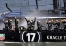 Oracle ha vinto l'America's Cup