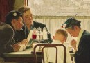 Tre illustrazioni di Norman Rockwell all'asta