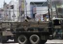 Scontri Filippine