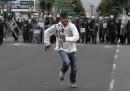 Proteste insegnanti Messico