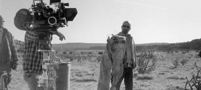 Foto dal set di Breaking Bad