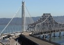 Il nuovo Bay Bridge a San Francisco