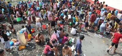 Gli scontri nelle Filippine continuano